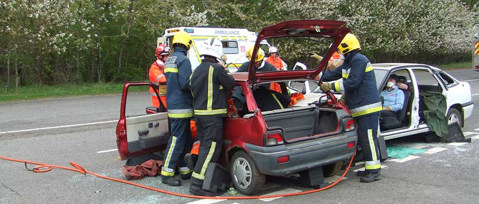Road Traffic Collision Operators course (RTCO)